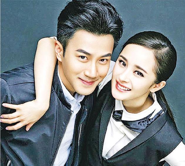 刘恺威(左)与杨幂(右)聚少离多,婚姻难以维系