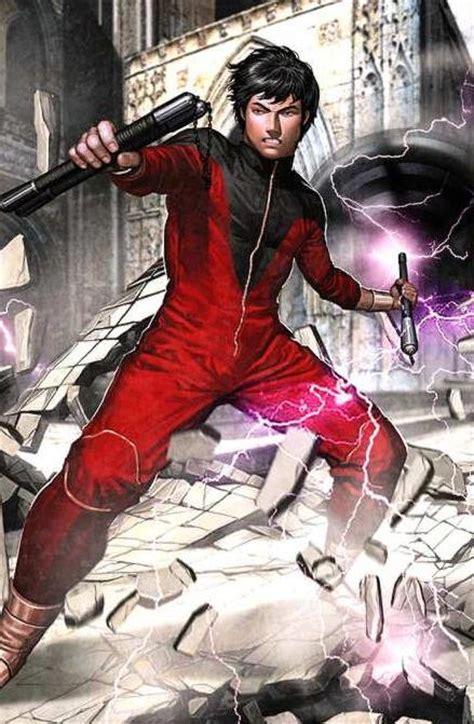 漫威首部华人超级英雄电影开发