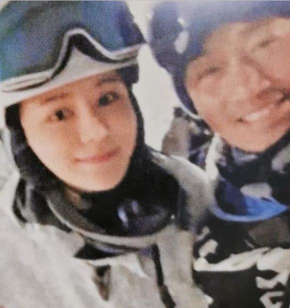 林峯为张馨月安排北海道滑雪度蜜月