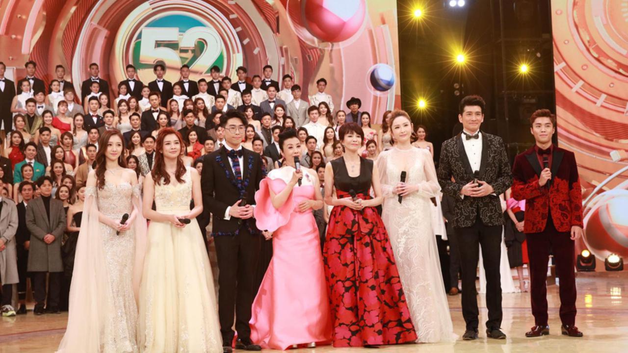 TVB臺慶改為錄播 不予黃心穎入圍相關獎項