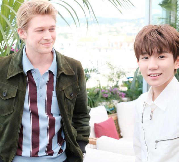 王源与乔·阿尔文