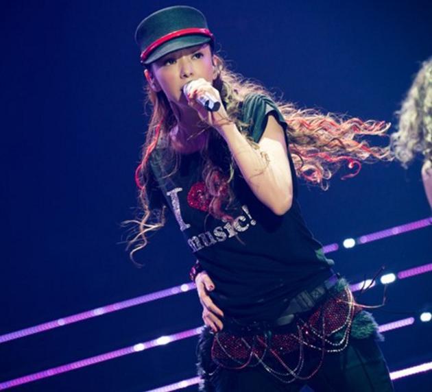 安室奈美惠最后的演唱会