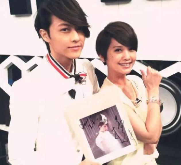 王子與楊丞琳