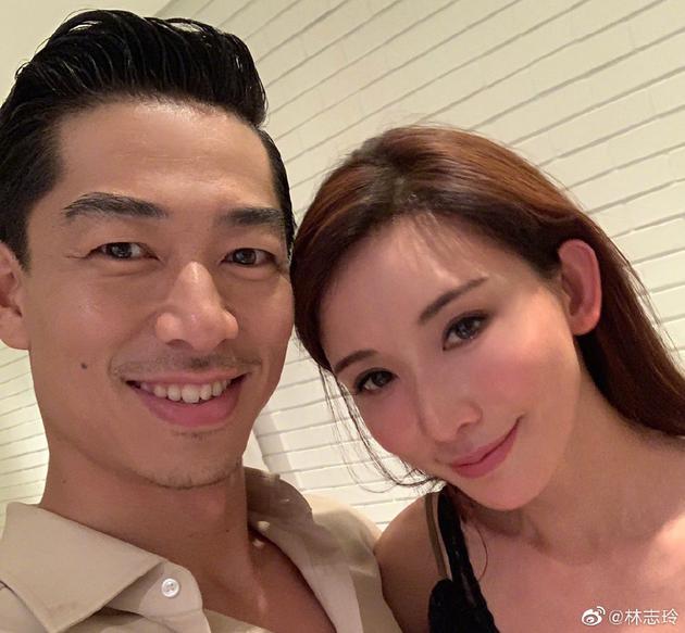 林志玲與日本老公AKIRA