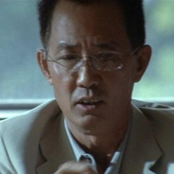 演员林文伟。