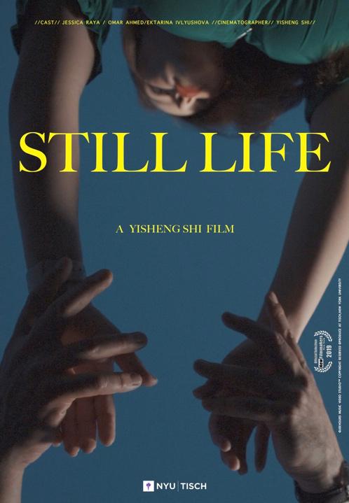 Sill Life 海报