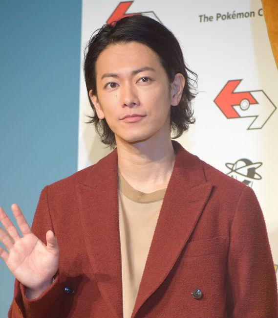 佐藤健出席遊戲發布會