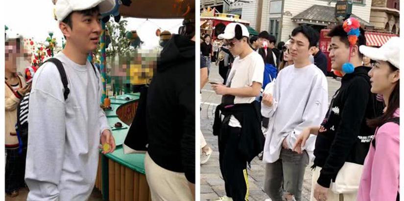 网友日本偶遇王思聪和女友吃街边小吃超甜