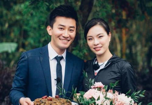 吴敏霞与老公