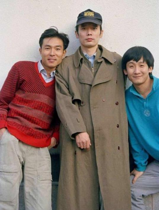 1992年葛优《顽主》剧照