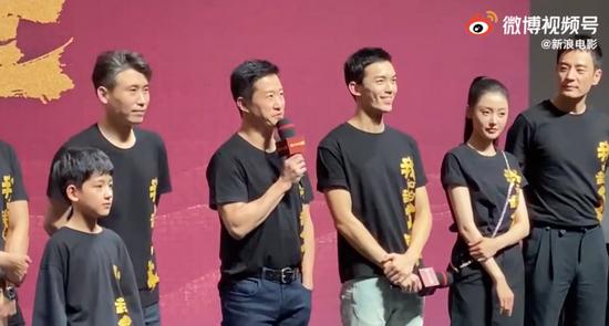 吴京解释找吴磊演他儿子:无条件绝对服从的演员