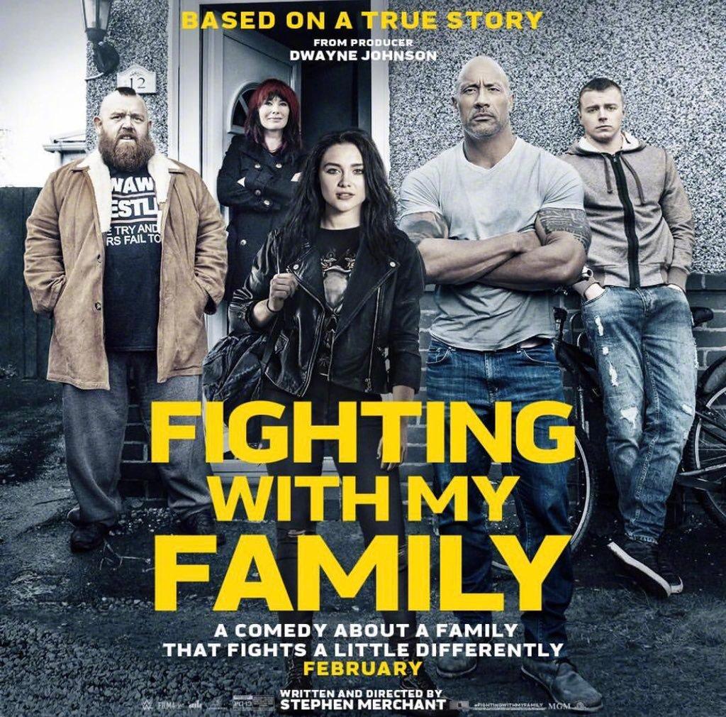 《与家人并肩作战》