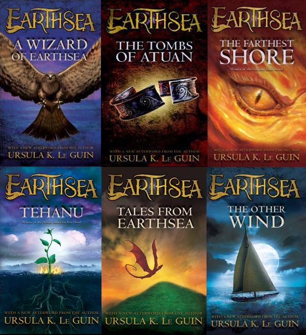 小说《地海传说》将拍电影