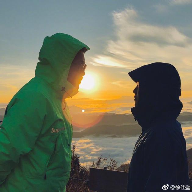 歌手徐佳瑩微博宣佈結婚
