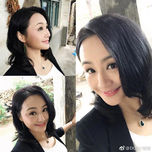 明星全接触 正文    11月6日,曹颖在微博上透露,刚刚做了个手术,一切