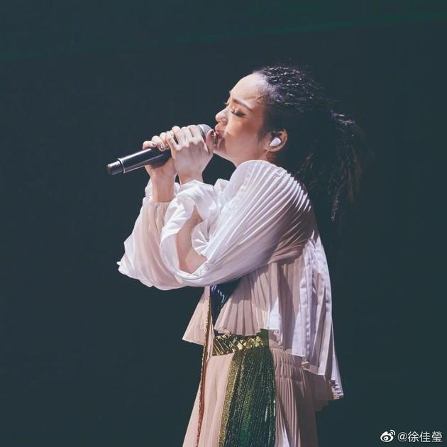 歌手徐佳瑩