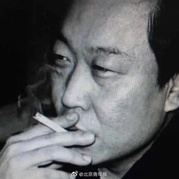 北京作家、诗人大仙去世