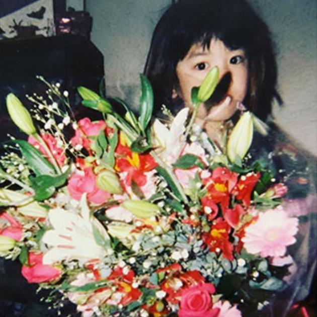 永野芽鬱小時候照片