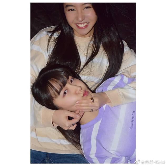木村光希与姐姐木村心美