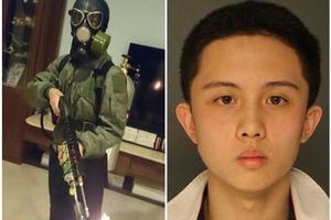 孙安佐因持有枪械弹药被关押249天。
