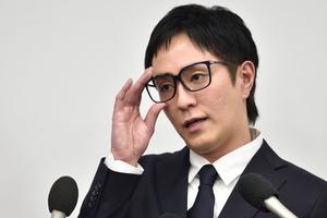 AAA浦田直也对女性施暴被捕 举行见面会道歉(图)