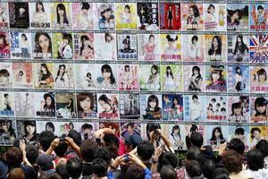 AKB48总选举取消今年总选 多重打击下人气下滑