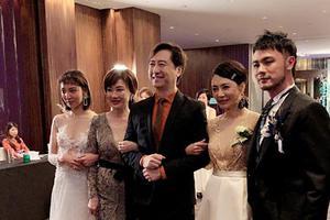 庾澄庆为柴智屏女儿证婚:其实主要是找我唱歌?
