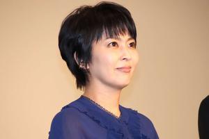 松隆子首次合作福山雅治 出席电影见面会表达感谢