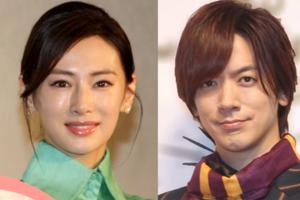 北川景子DAIGO宣布女儿出生 表示现在非常幸福