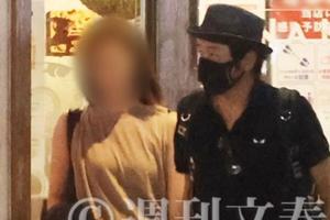 近藤真彦再曝出轨丑闻 与31岁女社长婚外恋五年
