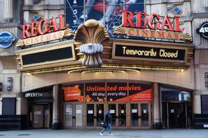 纽约电影院3月5日起重新开放 一个厅不超过50人