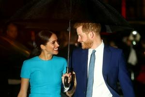 英國王室宣布哈里王子女兒有王位繼承權