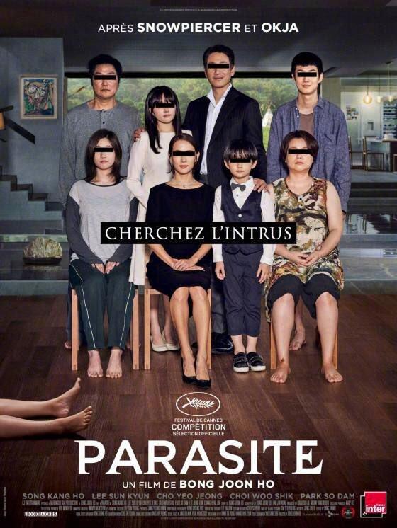 《寄生虫》在线观看完整版,斩获戛纳电影节金棕榈奖