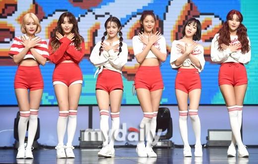 韩团AOA宣布取消日本粉丝见面会