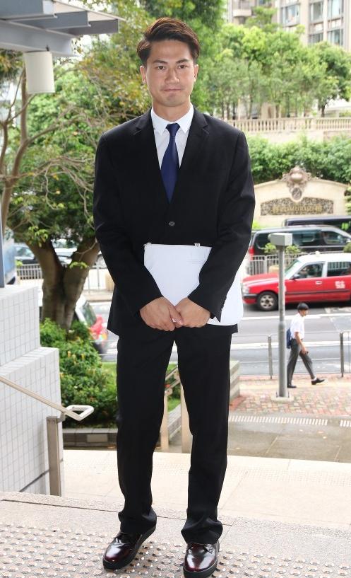 郭子豪醉駕案今日宣判。