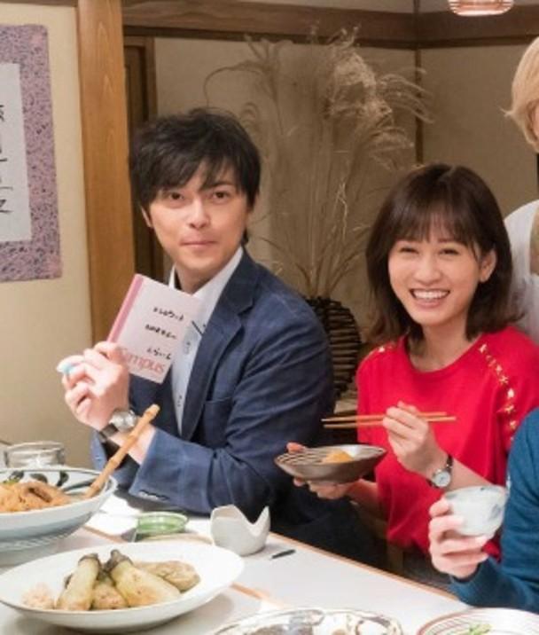 前田敦子今年7月与男星胜地凉闪婚。