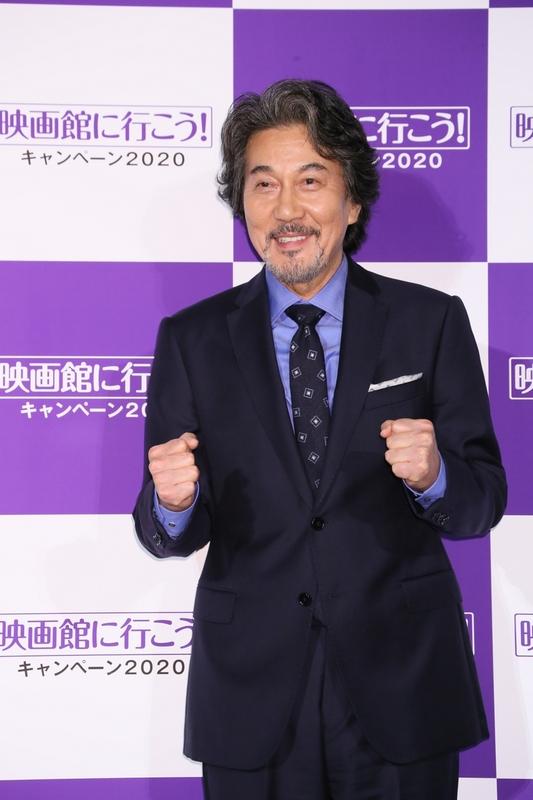 日本电影界呼吁观众重返影院 影帝役所广司表支持