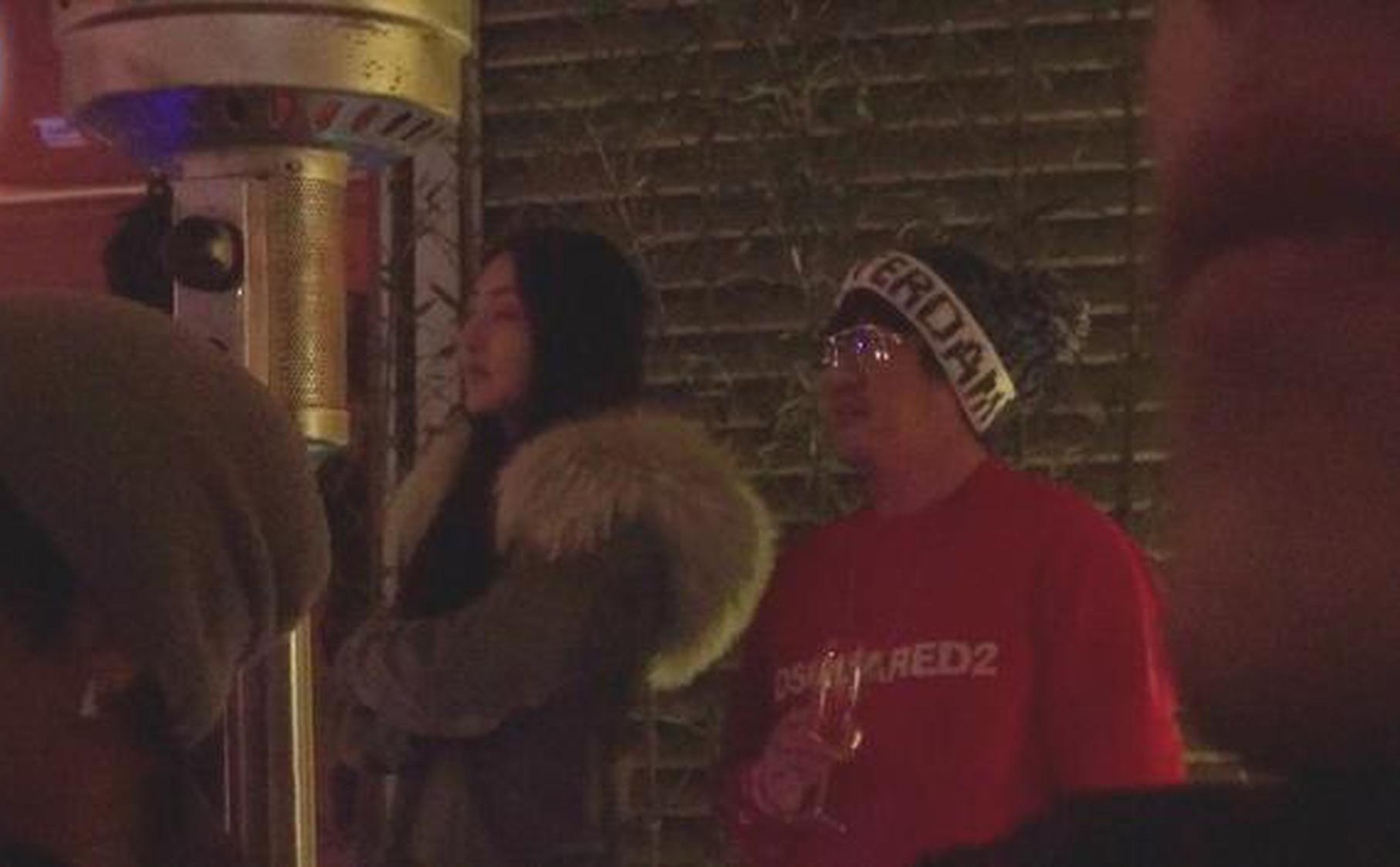 曹格与妻子吴速玲。