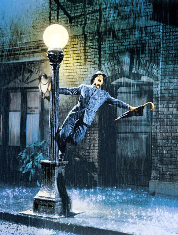 歌舞片經典《雨中曲》