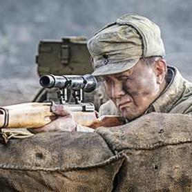 张志坚《狙击》