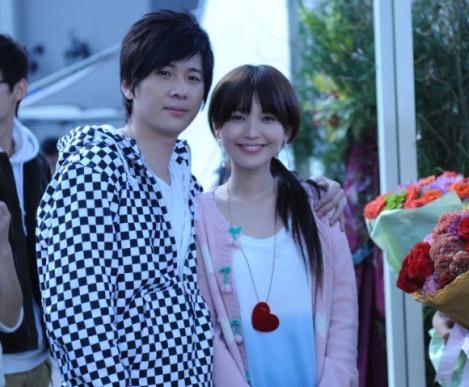 李智楠与金莎