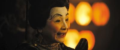 鄭佩佩參演真人版《花木蘭》