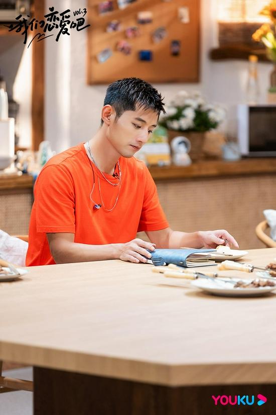 《我们恋爱吧3》嘉宾首次约会 观察团开启茶话会
