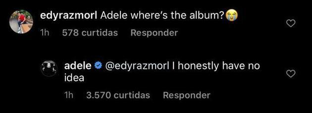 粉丝大抓狂!阿黛尔被问新专辑进展这样作答