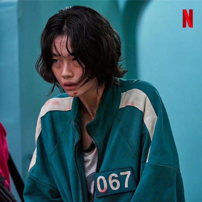 郑浩妍谈接演《鱿鱼游戏》 曾担心能否完成角色