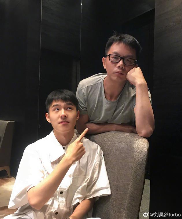 江南力挺《九州缥缈录》改编 赞刘昊然是刘演员