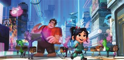 《无敌破坏王2:大闹互联网》将在11月21日北美首映