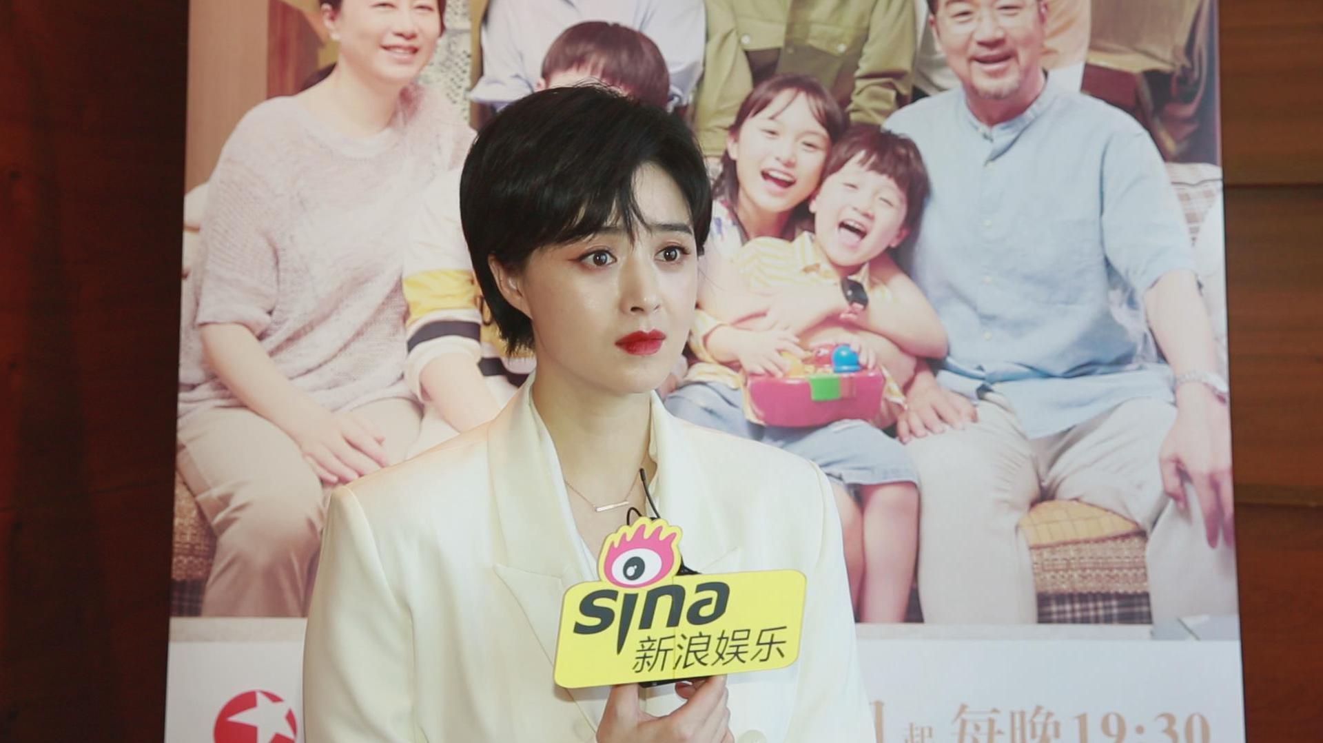 蒋欣为演《小舍得》田雨岚潜伏家长群 坦言心疼她却不认同