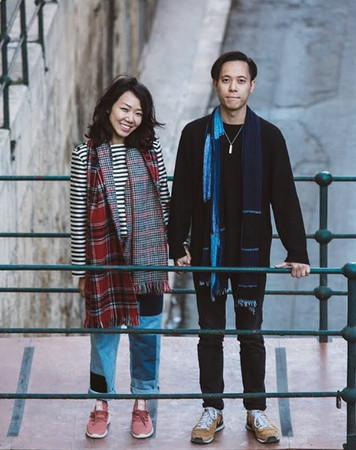 卓韵芝和未婚夫