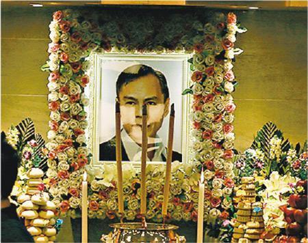 林嶺東喪禮以私人形式閉門進行。